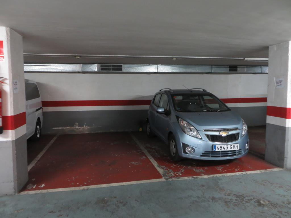 Parking – Barcelona 18.00 m2