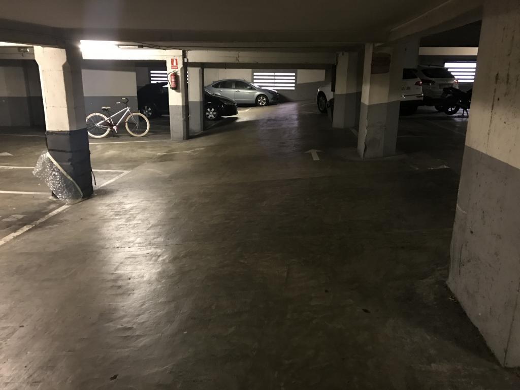 Plaça aparcament – Barcelona  m2
