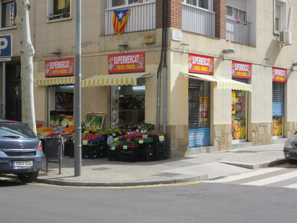 Local comercial – Barcelona 274.00 m2
