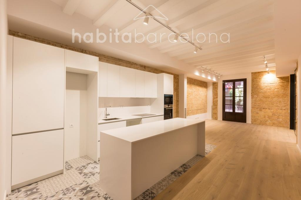 Pis – Barcelona 89.42 m2