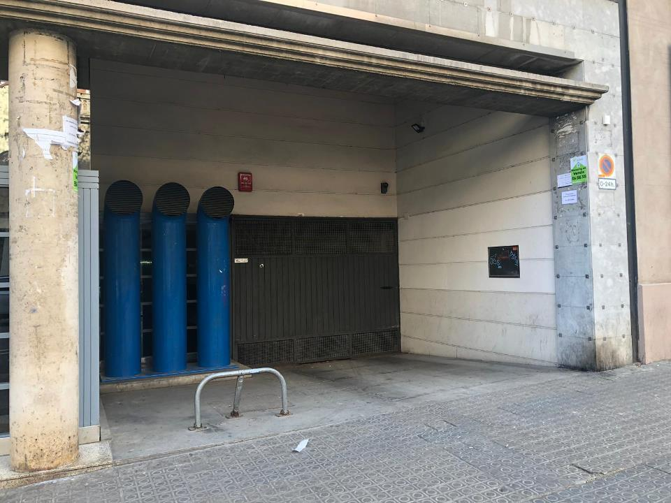 Plaza aparcamiento – Barcelona 10.00 m2 photo6