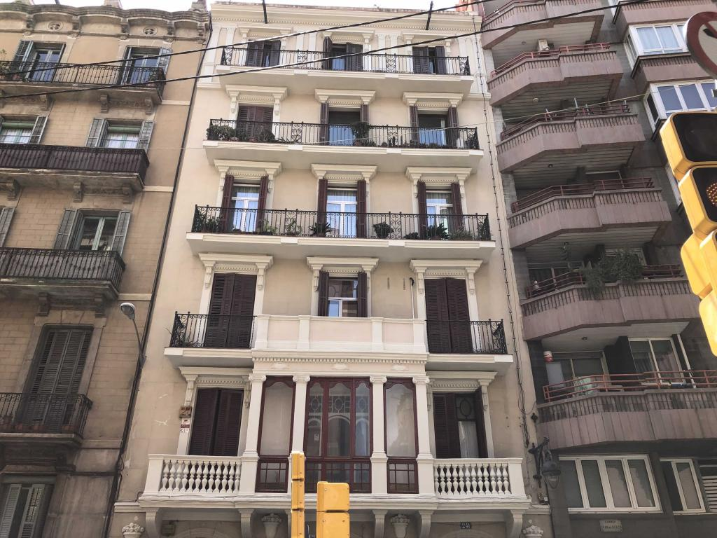 Study – Barcelona 242.00 m2