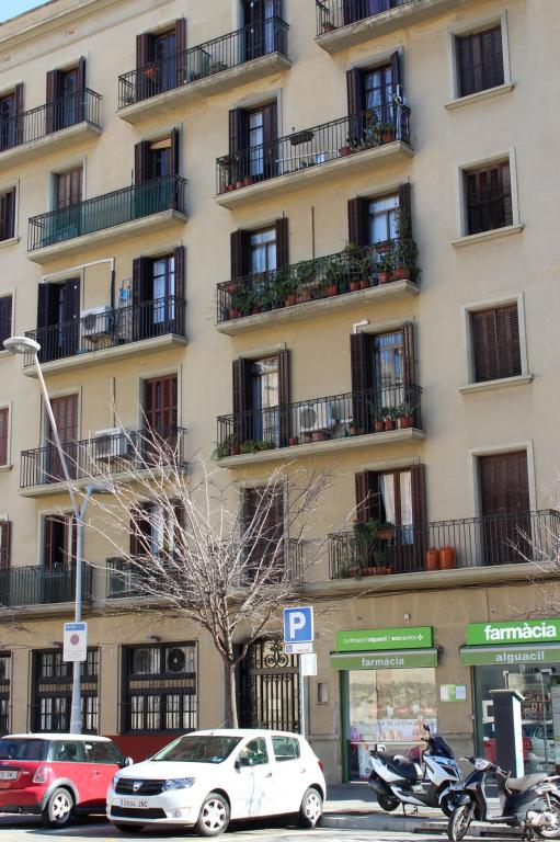 Propiedad vertical – Barcelona 1096.00 m2