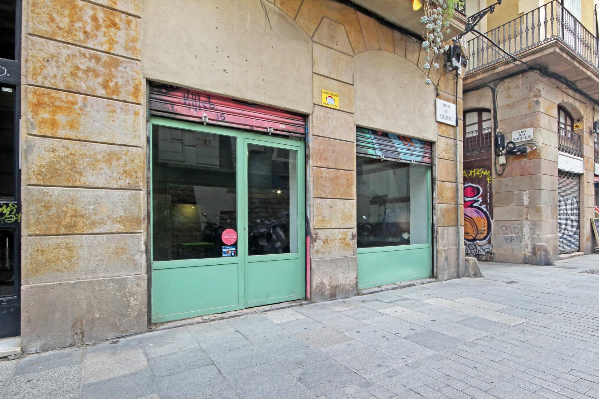 Local comercial – Barcelona 130.00 m2