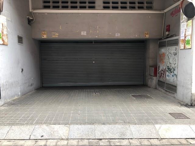 Parking – Barcelona  m2