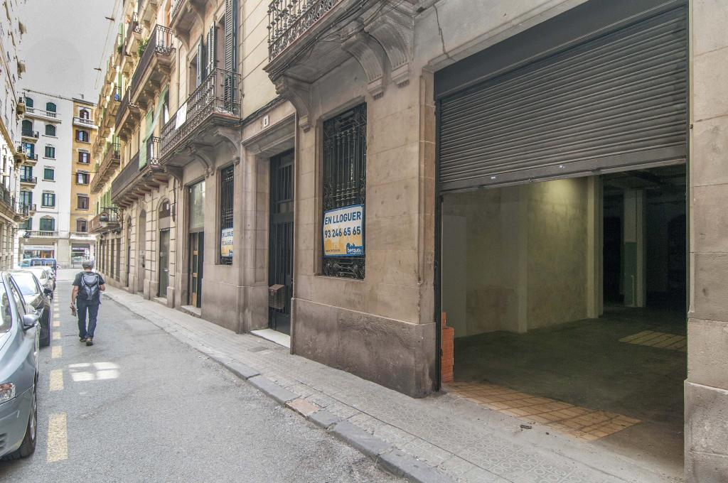 Local comercial – Barcelona 360.00 m2
